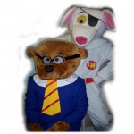 Dangermouse and Penfold
