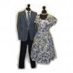 Vintage 50s couple