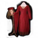 Rust Medieval Lady