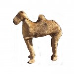 Panto Camel Two People