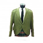 Burns Night Scottish Tweed jacket