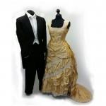 Victorian Evening Costumes