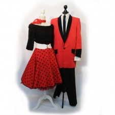 1950s Men's Fancy Dress and Theatrical Costumes