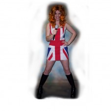 Women's Fancy Dress Costumes Best of British