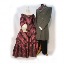 Men's Victorian Fancy Dress and Theatrical Costumes