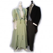 Edwardian Men's Fancy Dress and Theatrical Costumes