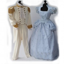 Men's Disney Fairytale Storybook Character Costumes For Hire
