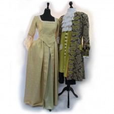 Women's Georgian Fancy Dress and Theatrical Costumes