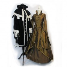 Women's Medieval Fancy Dress and Theatrical Costumes