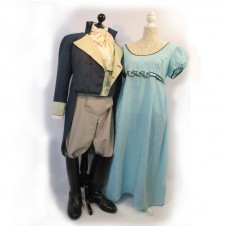 Men's Regency Period Fancy Dress and Theatrical Costumes