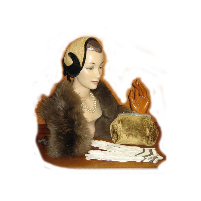 1930s daytime accessories