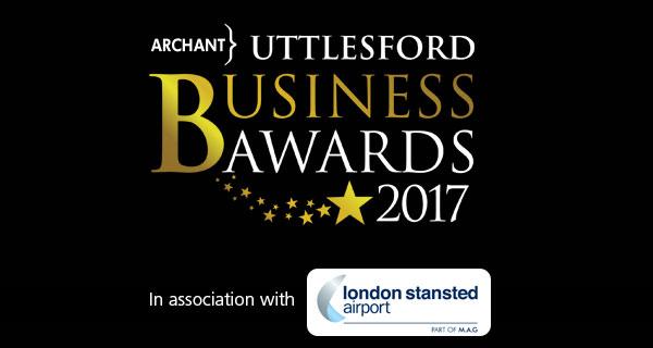 Uttlesford Business Awards' Finalist