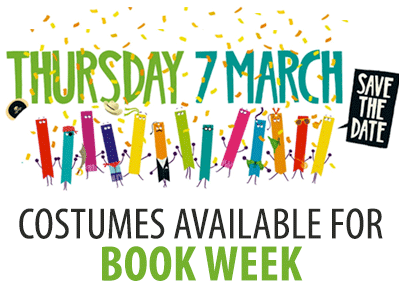 Book Week March 7th