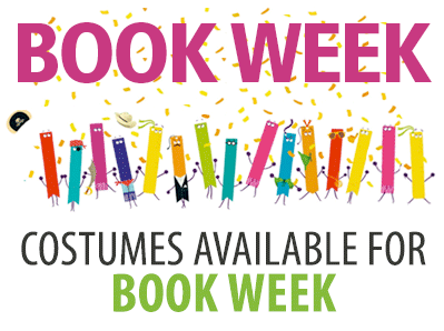 Costumes for book day and book week