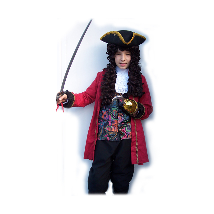 Capt Hook 10 yrs old