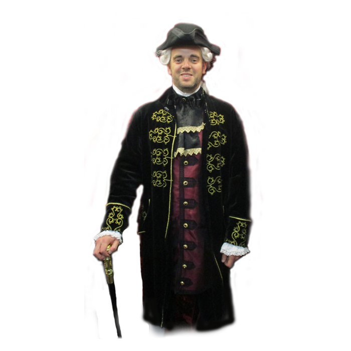 Georgian Man Costume