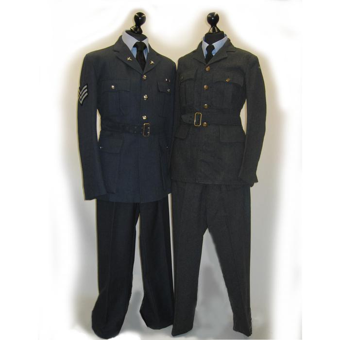 RAF modern and vintage