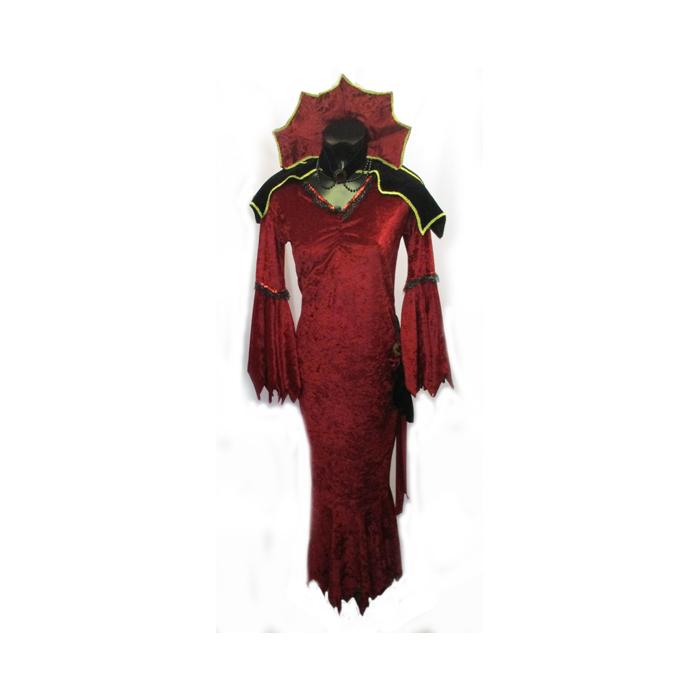 Gothic Vamp Red