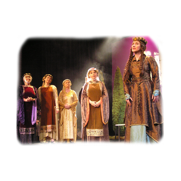 Medieval Ladies