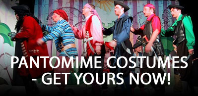 Pantomime Costumes For Hire