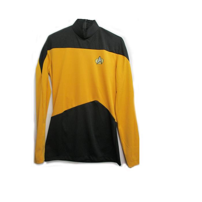 Mustard Star Trek
