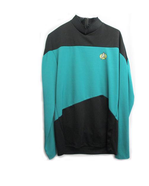 Turquoise Star Trek