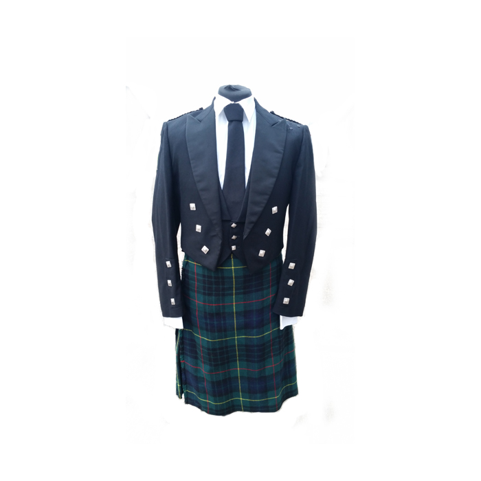 Formal Scottish Dress Burns Night