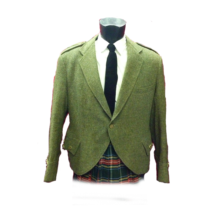 Scottish Tweed jacket