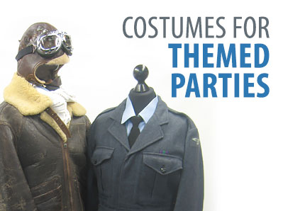 Costumes for themed parties