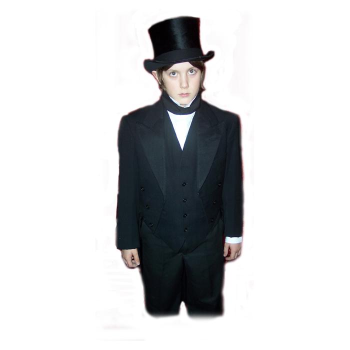Dickensian Boy